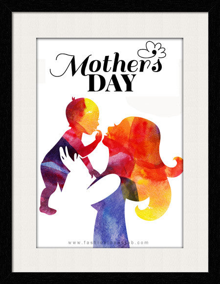 Mother's Day Special - Framed Wall Art - Fashion In Punjab