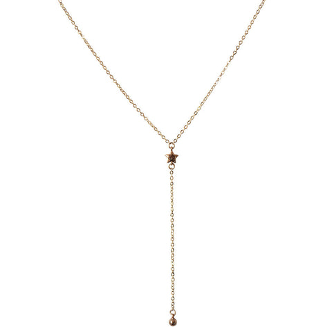 ASTERIA NECKLACE<br/>14ct GOLD FILL