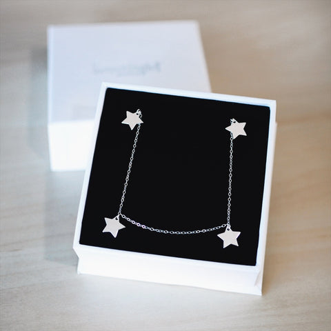 AURORA NECKLACE<br>925 STERLING SILVER