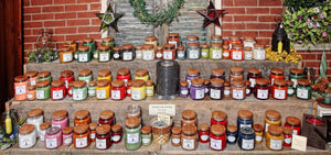 Jar Candles at Colonial Candlecrafters