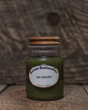 Bayberry Jar Candles