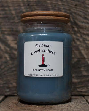Country Home Jar Candles