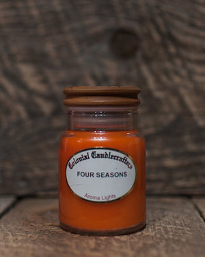 Four Seasons Jar Candles