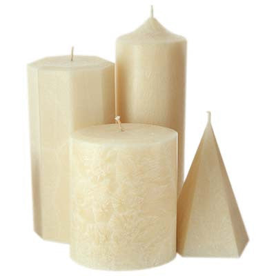 French Vanilla Palm Wax Candles