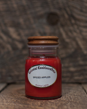 Spiced Apples Jar Candles