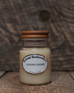 Sugar Cookie Jar Candles