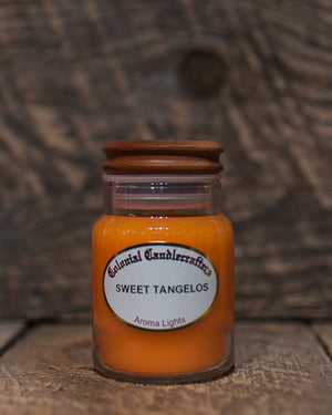 Sweet Tangelos Jar Candles