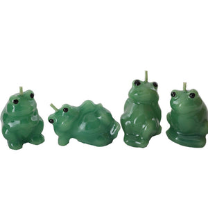 Frog Candles