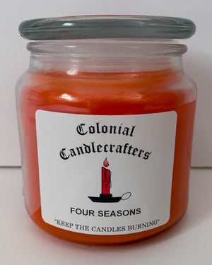 Four Seasons Jar Candles - Scent of the Month