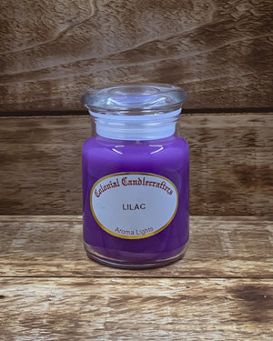 Lilac Jar Candles - Scent of the Month