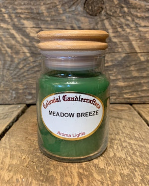 Meadow Breeze Jar Candles