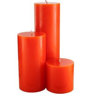 Four Seasons Pillar Candles