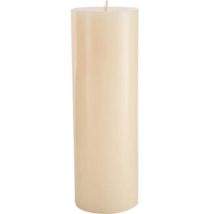 French Vanilla Pillar Candles