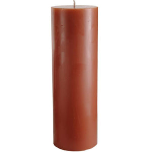 Maple Walnut Crunch Pillar Candles
