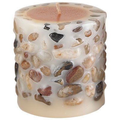 Stone Candle