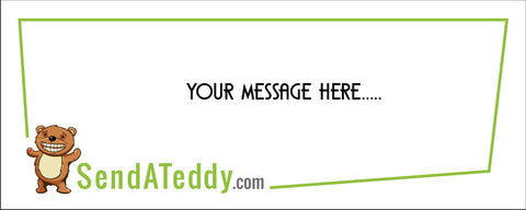 Personalized Gift Message | Popular Messages for Gift Cards  | annoyingteddy.com