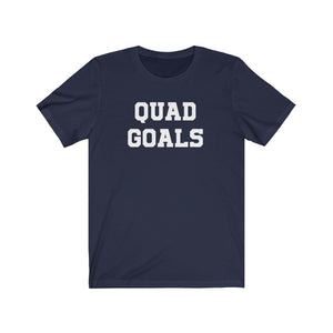 Quad Goals Short Sleeve T-Shirt