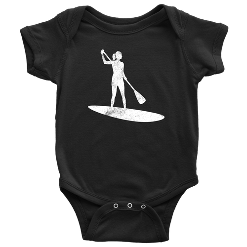 Stand Up Paddleboard Infant Bodysuit - Chick 9 Clothing