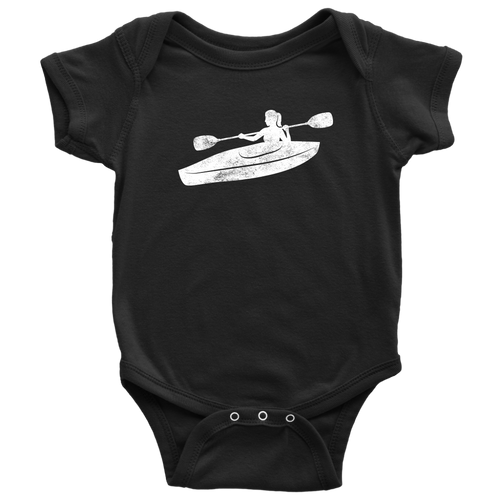 Kayak Chick Infant Bodysuit - Chick 9 Clothing