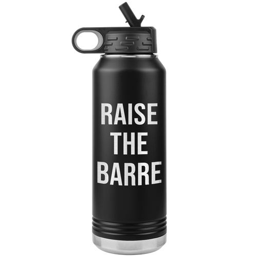 Raise The Barre Water Bottle