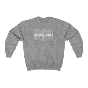 Basketball Crewneck Sweatshirt