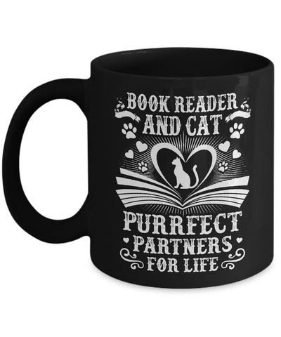 Purrfect Partners (Mug)