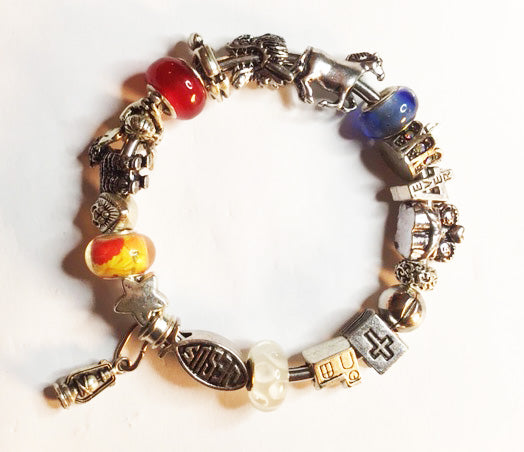 The Book of Revelation Charm Bracelet