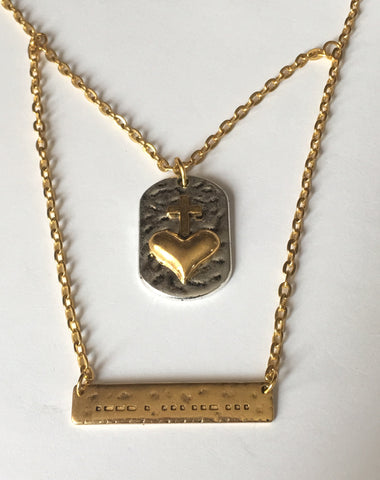 No Greater Love Necklace