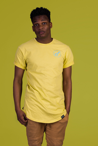 Long Tee (ultra yellow)