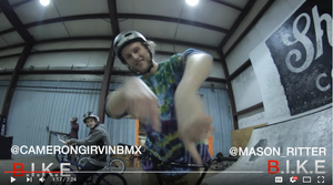 #TBT Video: Mason Ritter v.s Cam Girvin Game of BIKE