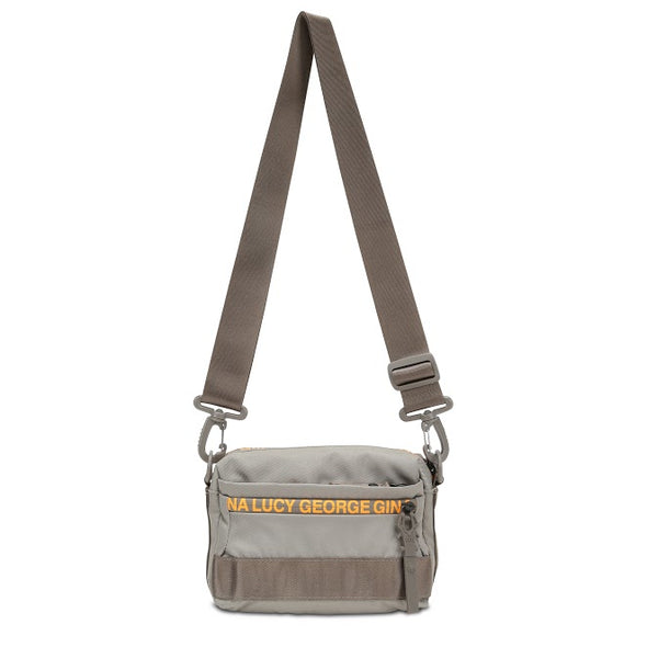 "GGL ""nylon roots"" YMA handbag"