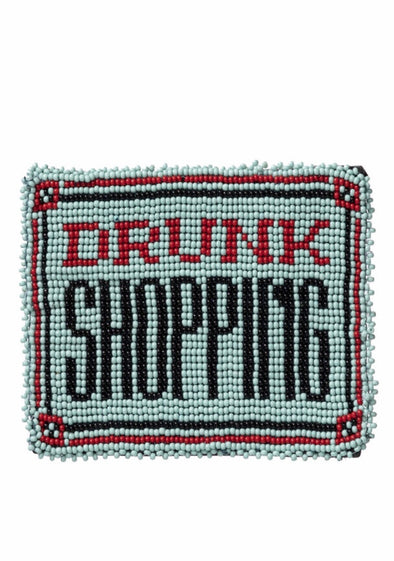 """Drunk shopping""coin purse"