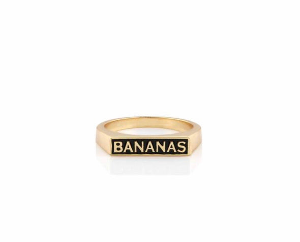 Bananas ring