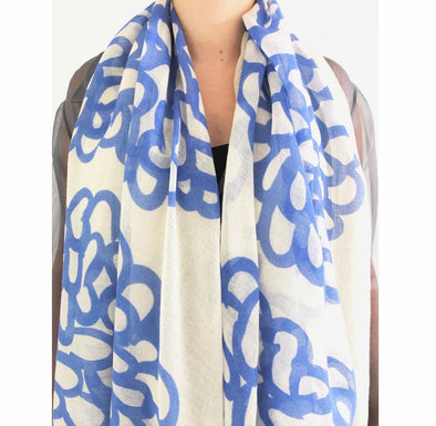 All season wool scarves