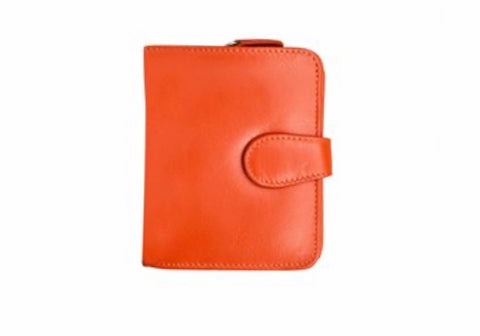 Small leather euro wallet wallet