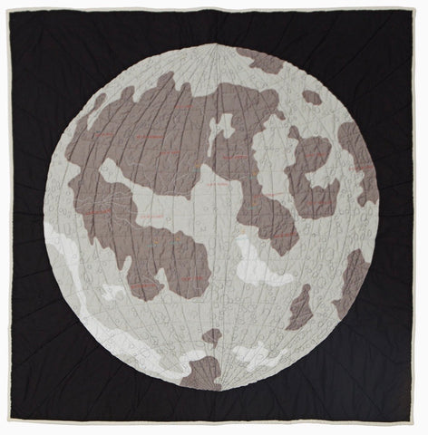 Moon quilt