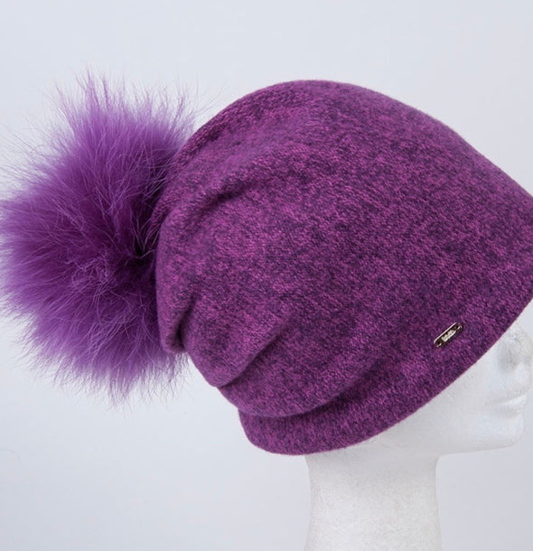 Czech republic large pom hats