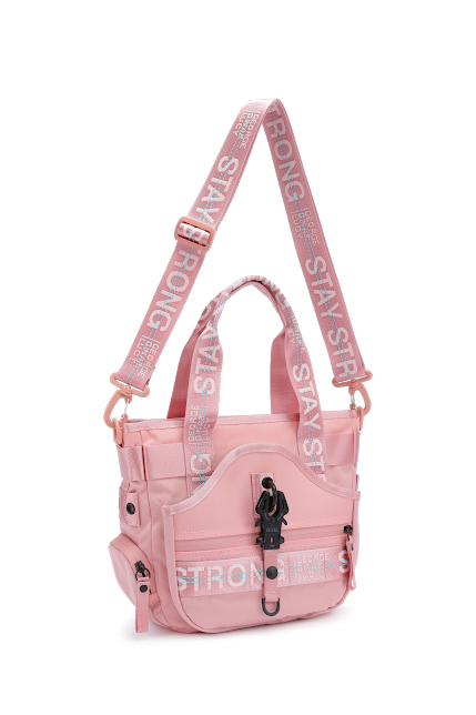"GGL ""Stay strong"" Miss mini piece handbag"