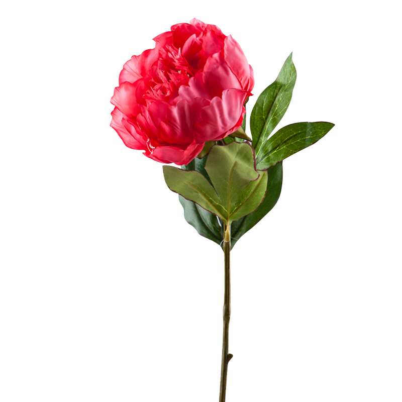 Flor artificial Peonia