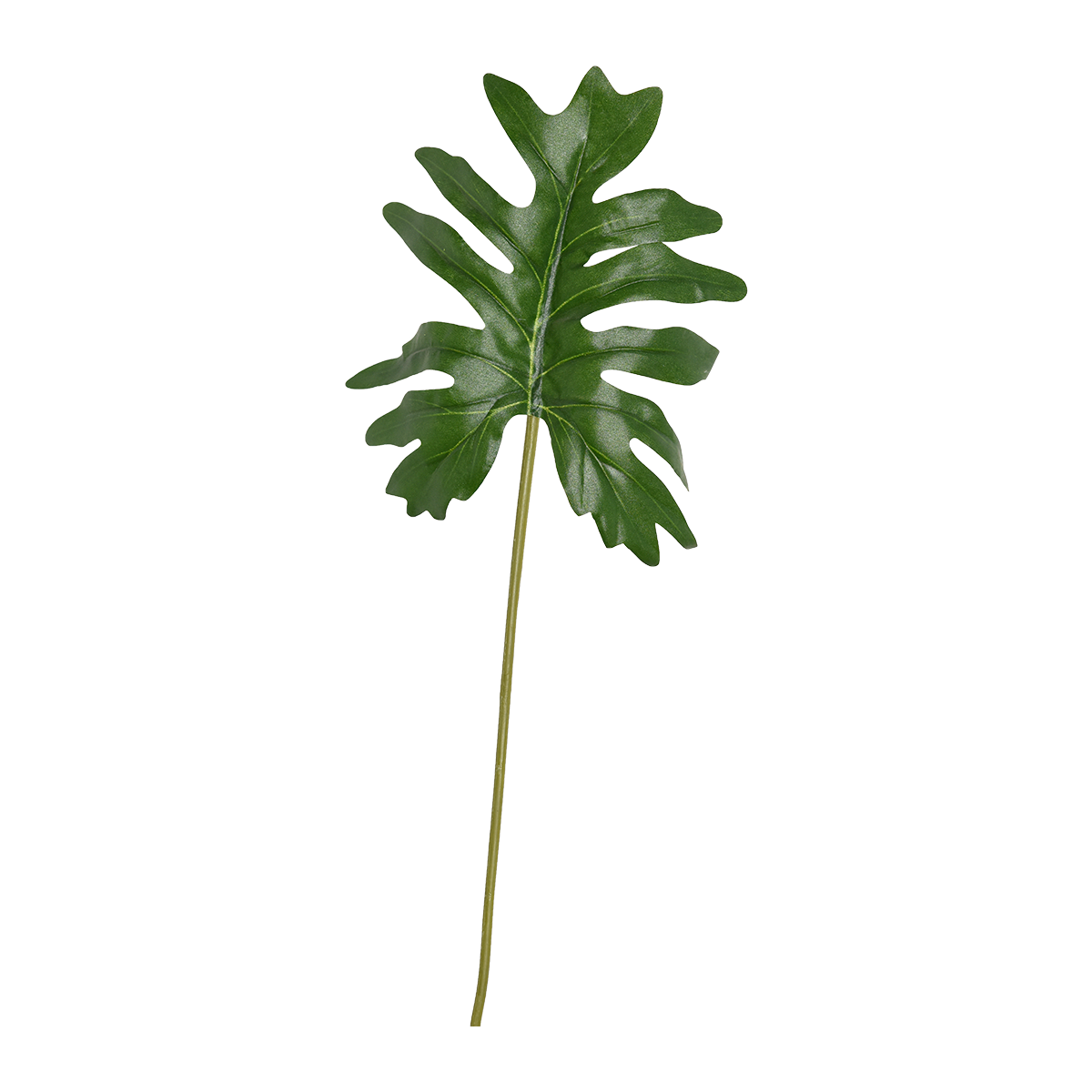 Hoja artificial Monstera