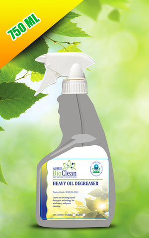 Heavy Oil Degreaser - Aussie Bio Clean, Cleaning Chemicals - Citek-Eco Cleaning Suppliers