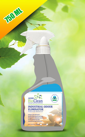 Industrial Odor Eliminator - Aussie Bio Clean, Cleaning Chemicals - Citek-Eco Cleaning Suppliers
