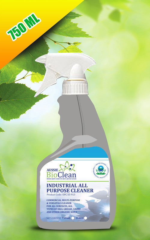 Industrial All Purpose Cleaner - Aussie Bio Clean, Cleaning Chemicals - Citek-Eco Cleaning Suppliers