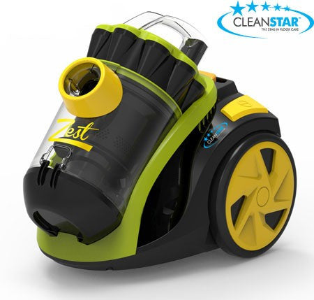 Cleanstar Zest 1600 Watt Bagless Vacuum Cleaner (VZEST), Cleaning Machinery - Citek-Eco Cleaning Suppliers