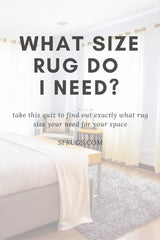 Quiz - What Size Rug Do I Need?