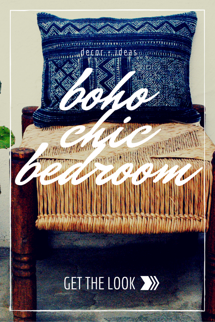 Bohemian Bedroom Ideas + The Bohemian Bedroom Decor to Get the Look