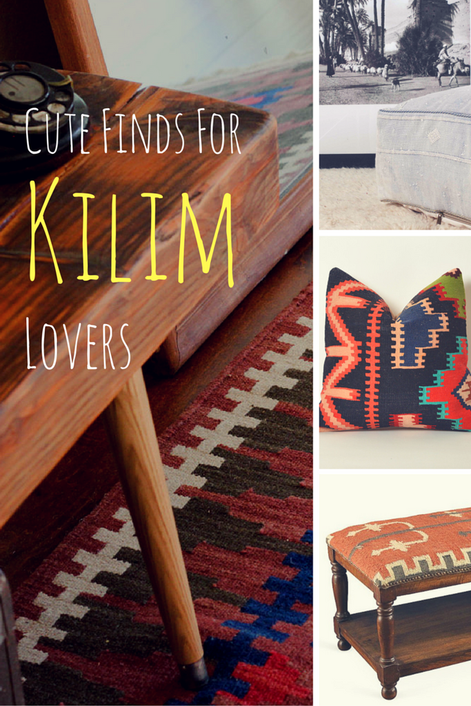 Kilims Kilims Kilims - 5 Vintage Kilim Finds for Kilims Rug Lovers