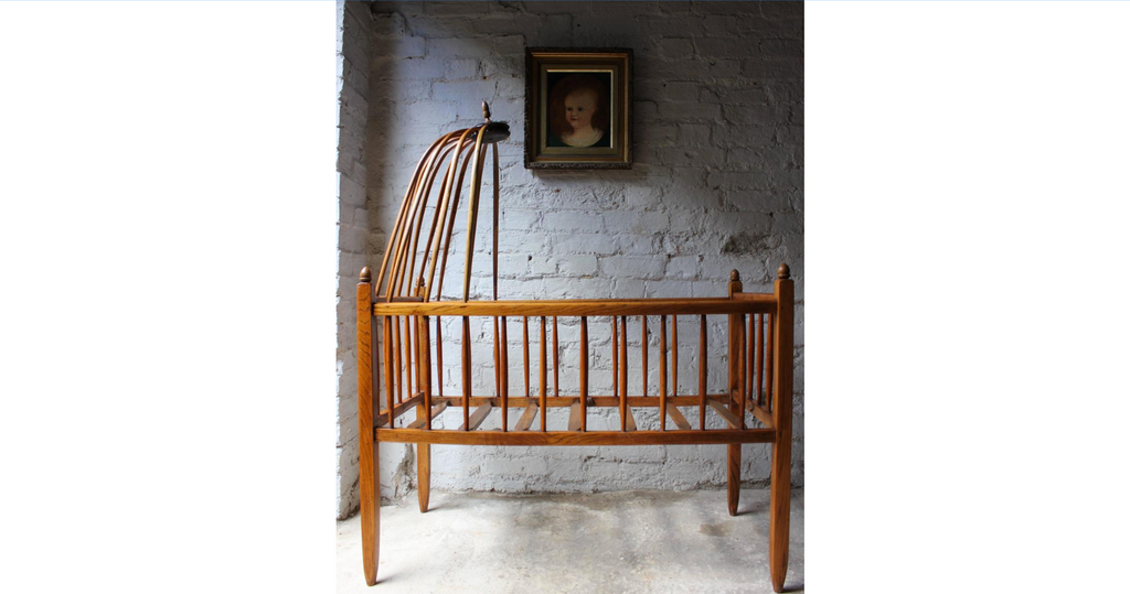 baby boy nursery crib