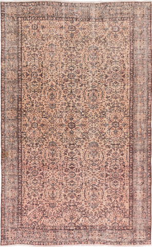 Vintage Area Rug 5FT7IN x 8FT10IN - ROSE0508