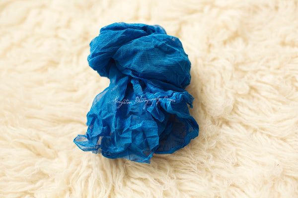 Crinkle wraps Newborn Baby Photography Props- True Art Collection